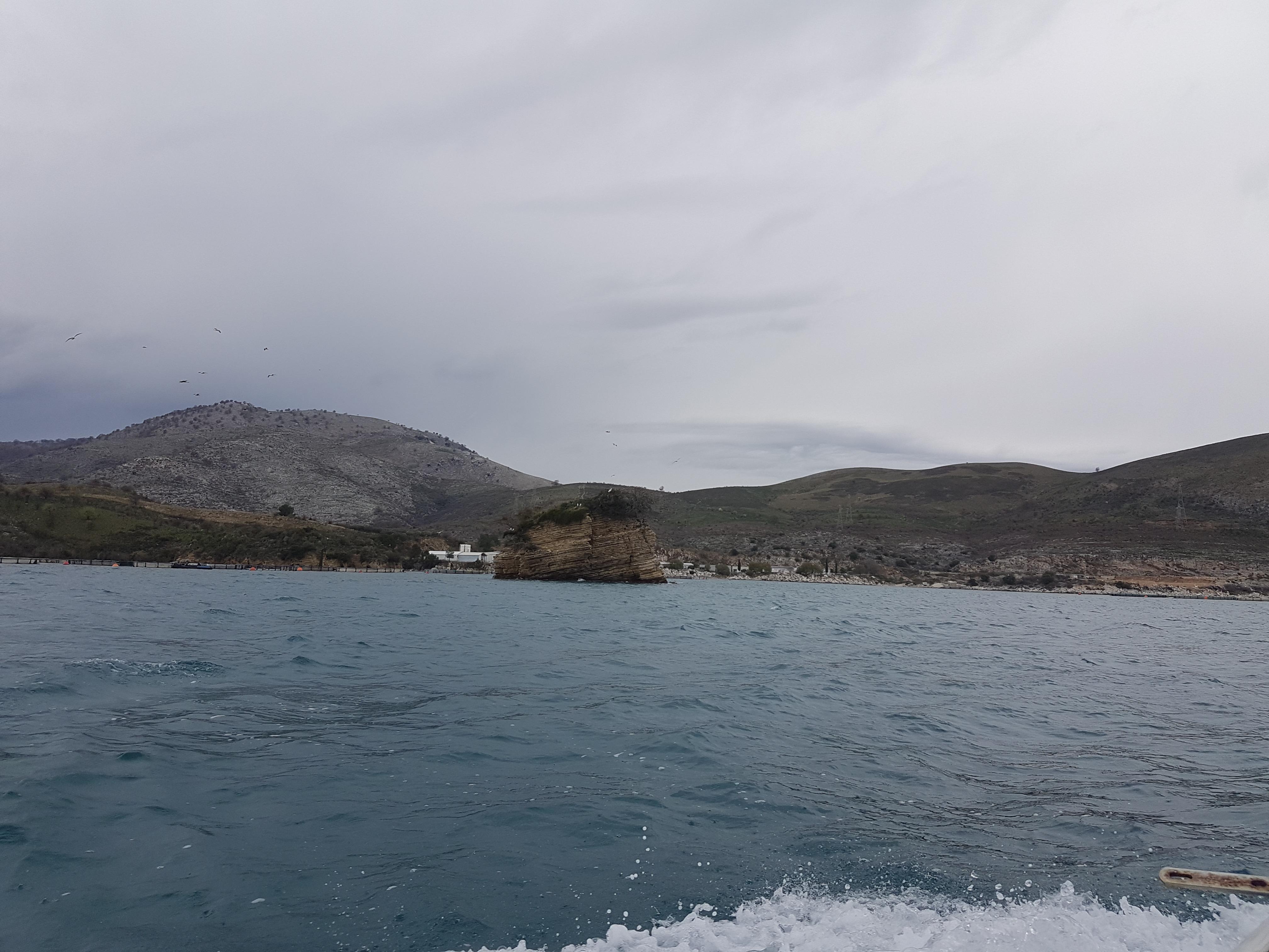 Риболов в Средиземно море