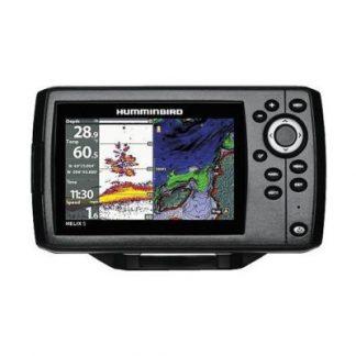 Сонар Humminbird HELIX 5 CHIRP GPS G2