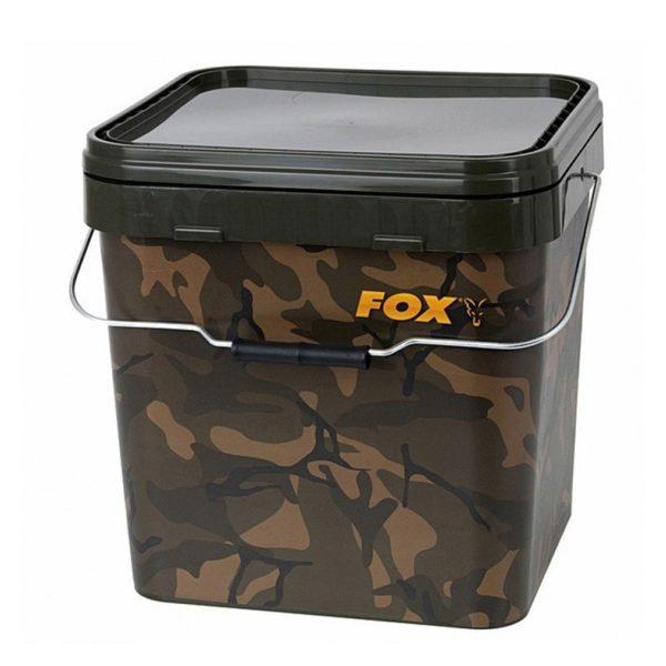 Кофа Fox Camo Square bucket