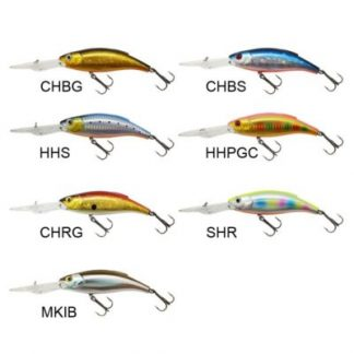 Воблер Sea Buzz Hunter Deep Shad SDR