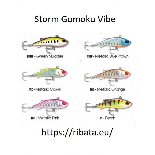 Storm Gomoku Vibe 4см