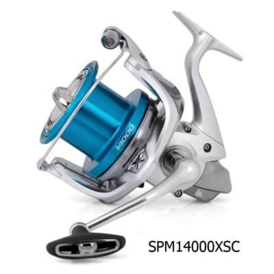 Макара Shimano Speedmaster XSC 14000