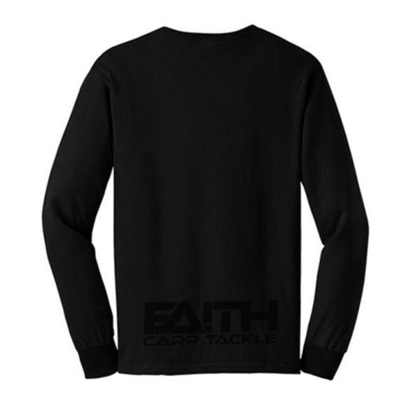 Блуза Faith Long Sleeve Shirt Black