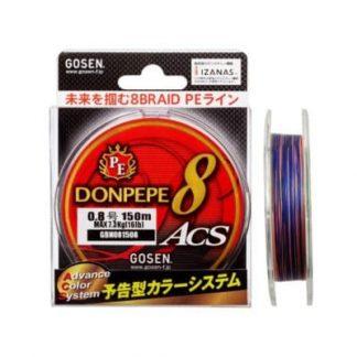 Плетено Влакно Gosen DonPepe-8 ACS