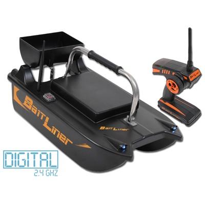Лодка за захранване Bait Liner Digital