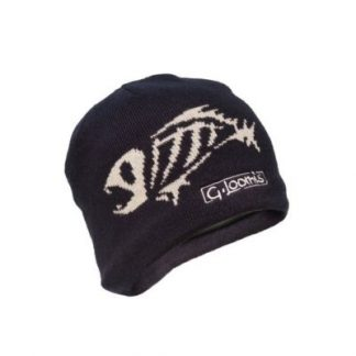 Шапка Shimano Beanie w/ Wicking Liner Navy
