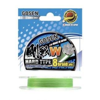 Влакно плетено Gosen W Hard Type 8