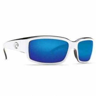Очила Costa - Caballito - White Black Blue Mirror 580G