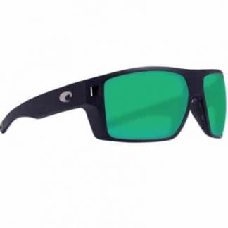Очила Costa - Diego - Matte Black - Green Mirror 580P