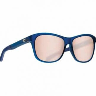 Очила Costa - Vela Ocearch - Matte Deep Teal Crystal - Copper Silver Mirror 580P