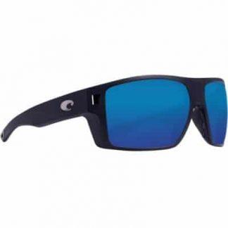 Очила Costa - Diego - Matte Black - Blue Mirror 580P