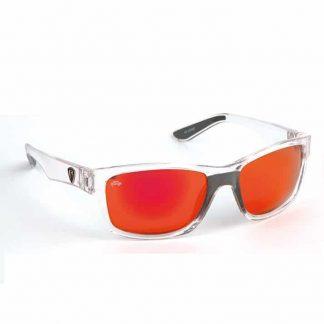Очила Fox Rage Sunglasses - Trans / Mirror Red Len