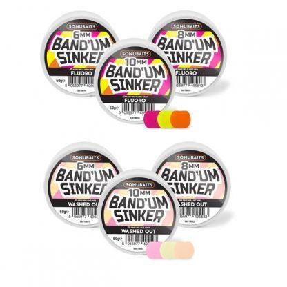 Потъващи топчета Sonu Band'Um Sinker