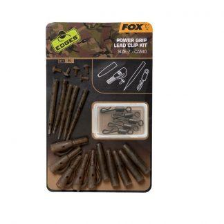 Материали за Safety монтаж Fox Edges Camo Power Grip Lead Clip