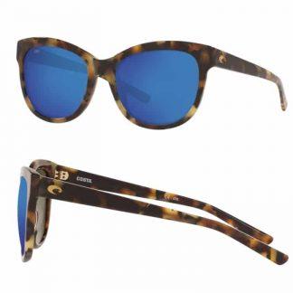 Очила Costa - Bimini - Shiny Vintage Tortoise/Blue Mirror 580G