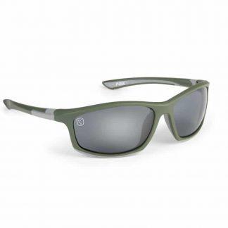 Очила Fox Sunglasses Green/Silver