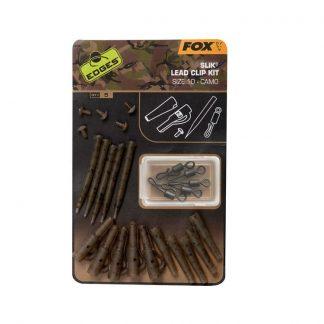 Материали за Safety монтаж Fox Edges Camo Slik Lead Clip Kit