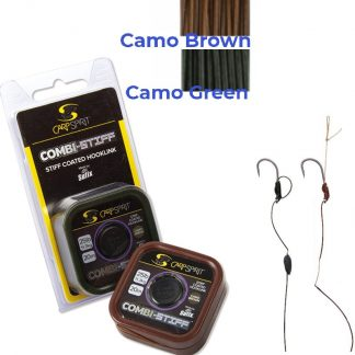 Повод Carp Spirit Combi-Stiff Coated Braid