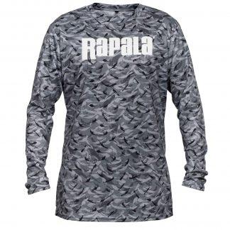 Блузa Rapala Long Sleeve Lure Camo UPF Shirt