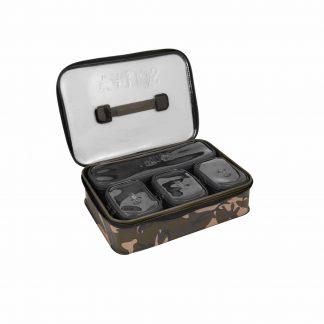 Несесер за аксесоари Fox Aquos Camolite Accessory Bag System