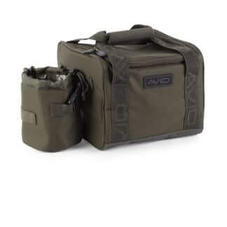 Комплект Хладилна чанта и държач Avid Carp A-Spec Compact Cooler