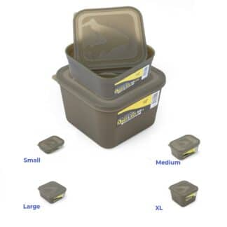Кутия за стръв Avid Carp Bait & Bits Tub