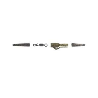 Материали за монтаж Avid Carp Outline QC Lead Clip Kit