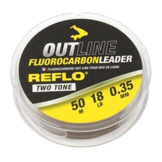 Повод Avid Carp Outline Fluorocarbon Leader
