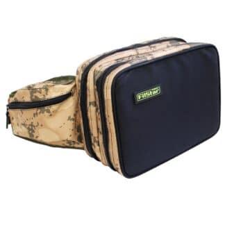 Чанта за спининг с 2 кутии FilStar KK 321 - Sling Bag