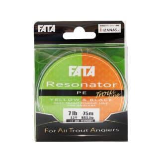 Влакно плетено FATA Resonator PE
