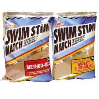 Захранка DB Groundbait Swim Stim Method Mix