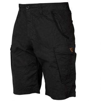 Къси панталони Fox Collection Black & Orange Combat Shorts