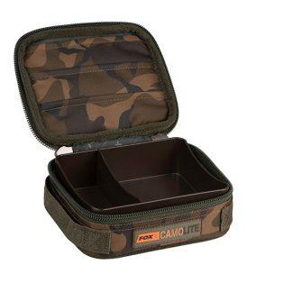 Несесер Fox Camolite Compact Rigid Lead & Bits Bag