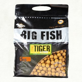 Топчета DB Big Fish Sweet Tiger & Corn Boilies