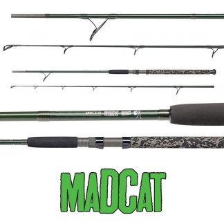 Спининг въдица за сом MADCAT GREEN SPIN 2.70м 40-150г