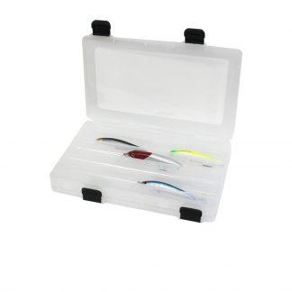 Кутия за воблери XL с надлъжни деления - SF378