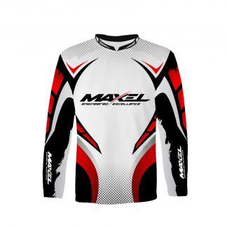 Блуза Maxel RiskyPlayer Long Sleeve T-Shirt