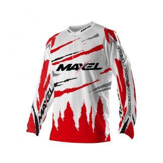 Блуза Maxel Transformer Long Sleeve T-Shirt