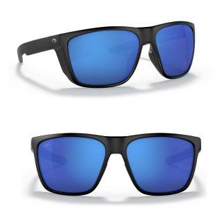 Очила Costa Ferg XL - Matte Black Blue Mirror 580P