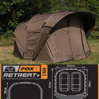 Палатка Fox Retreat+ 2 Person + Inner Dome (8)